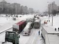 В Киев ограничат въезд грузовикам