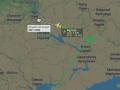 Самолет из Уханя приземлился в Киеве на дозаправку