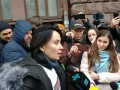 Маруся Зверобой пришла на очередной допрос в ГБР