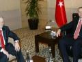 Мустафа Джемилев встретился с президентом Турции