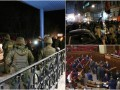 Итоги 14 марта: стычки под Славянском, митинг в Киеве и языковой конфликт в Раде
