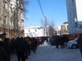 Жители Ровно захватили областную администранцию