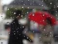 В Украине ожидается мокрый снег и жара до +30