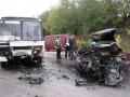 ДТП с участием автобуса в Хмельницкой области унесло жизни трех человек