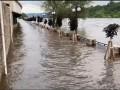 Наводнение на западе Украины: Еще один город начал