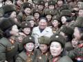 Ким Чен Ын заставил плакать женскую роту