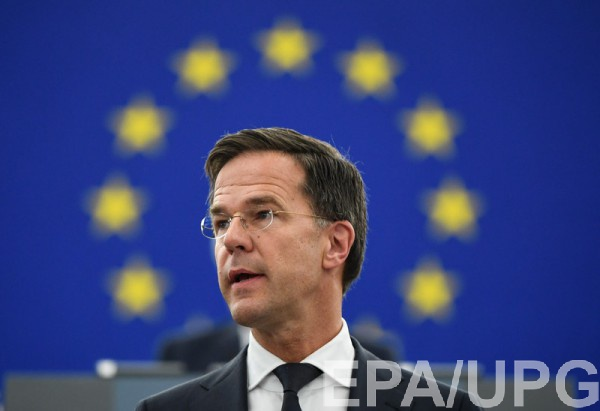Рютте заявил, что Амстердам будет добиваться наказания виновных в деле MH17