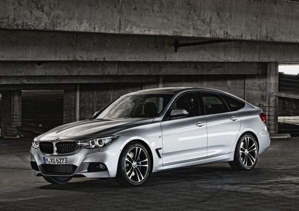 BMW 3-Series Gran Turismo (GT) отметит дебют на Женевском автосалоне