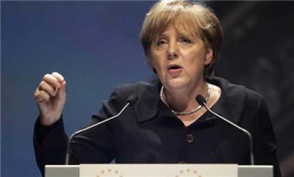 Канцлер Германии поддержала выделение Греции финансовой помощи