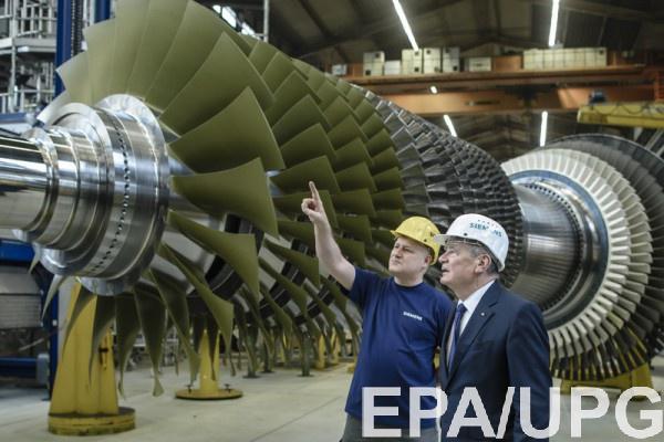 Ранее немецкая компания опровергала возможность отправки турбин в Крым