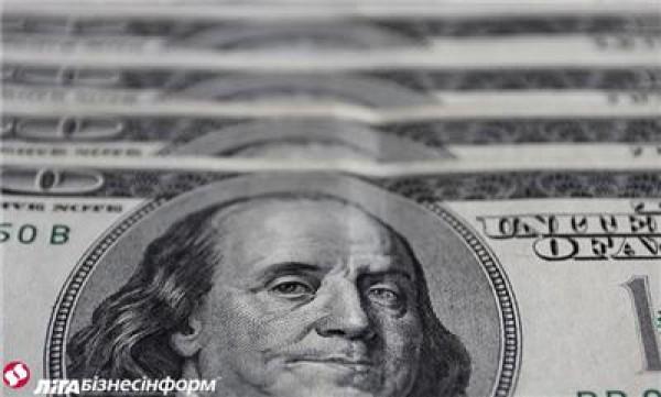 Международные резервы Украины увеличились всередине сентября на1,2%