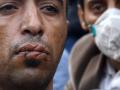 Мигранты зашили себе рты в знак протеста против политики ЕС