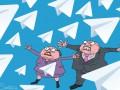 Роскомнадзор в борьбе с Telegram заблокировал сам себя