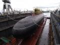 Российская подлодка с ракетами прибыла к сирийскому побережью