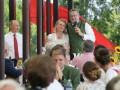 Глава МИД Австрии потеряла сознание во время форума
