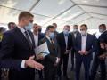 Зеленский похвалил Днепропетровщину за строительство дорог