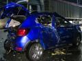 Под Киевом фура протаранила шесть авто