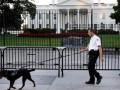 У Белого дома застрелился человек