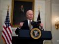 Две трети американцев одобряют действия Байдена в борьбе с пандемией
