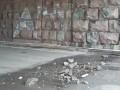 Падение бетона с Воздухофлотского моста объяснили реконструкцией