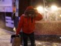 США накрыла снежная буря. Фоторепортаж