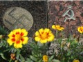 В Литве на памятнике НКВД нарисовали звезды и свастику