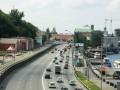 В Киеве ограничат движение на Набережном шоссе и Прорезной