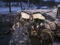 В Киеве в лобовом ДТП погиб полицейский