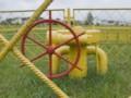 В Полтавской области прорвало трубу магистрального газопровода