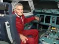 Умер известный украинский летчик Юрий Курлин
