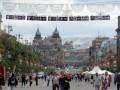 Волонтером на Евро-2012 был 62-летний швейцарец, который приехал в Киев на велосипеде