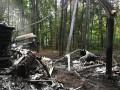 Над Ровенской областью полностью запретили полеты из-за крушения самолета