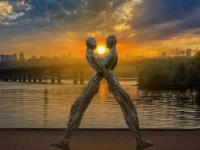 Киев украсят очередной современной скульптурой