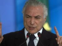 Против президента Бразилии выдвинуто обвинение в коррупции