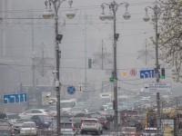 Возле киевской мэрии прозвучали взрывы: весь Крещатик в дыму