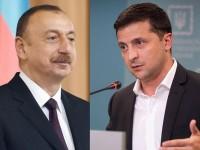 Зеленский предложил Азербайджану возродить организацию ГУАМ
