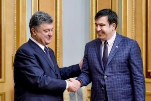 Порошенко: Ситуация с Саакашвили не стоит международного внимания