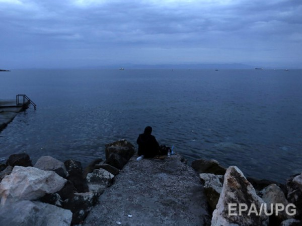 У берегов Турции береговая охрана спасла почти 60 мигрантов