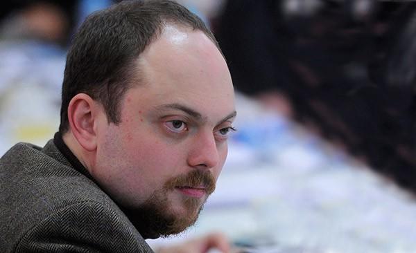 Владимир Кара-Мурза (младший) - координатор движения Открытая Россия
