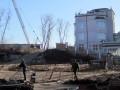 Порошенко строится в буферной зоне Киево-Печерской Лавры - СМИ