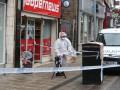 В Британии женщина с ножом напала на прохожих