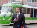 Попов оценил новый киевский трамвай за 9,4 миллиона