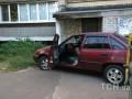 В припаркованном авто в Киеве нашли мертвого мужчину
