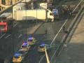 В центре Лондона мужчина с ножом напал на людей, есть раненые