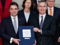 Македония подписала с НАТО протокол о вступлении в альянс