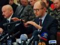 Крым вернется к Украине при нашей жизни – Яценюк