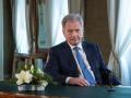 Президент Финляндии сделал COVID-прививку