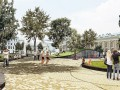 На Контрактовой площади могут появиться места для селфи и сад для прогулок