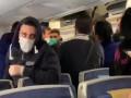 В самолете избили чихающих пассажиров