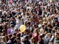 Население Украины продолжает сокращаться